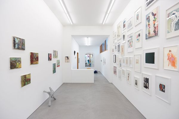 One hundred works (Group Exhibition), Tony Wuethrich Galerie (4 of 4)