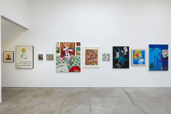 (Nothing but) Flowers (Group Exhibition), Karma (9 of 16)