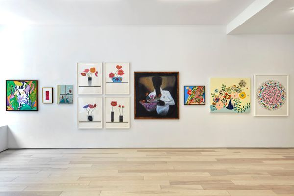 (Nothing but) Flowers (Group Exhibition), Karma (16 of 16)