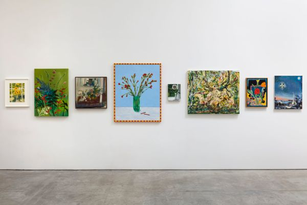 (Nothing but) Flowers (Group Exhibition), Karma (3 of 16)