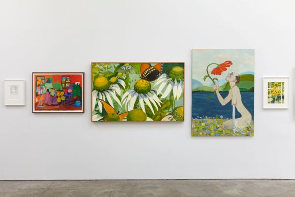 (Nothing but) Flowers (Group Exhibition), Karma (2 of 16)