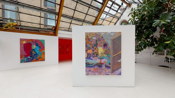 Into Yonderland by Lee Simmonds, Kristin Hjellegjerde Gallery   London, Melior Place (4 of 4)