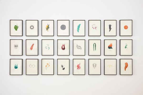 ASTRID KÖPPE, LUKAS TROBERG — NOT SO A WHITE CUBE #8 (Group Exhibition), LAGE EGAL (2 of 7)