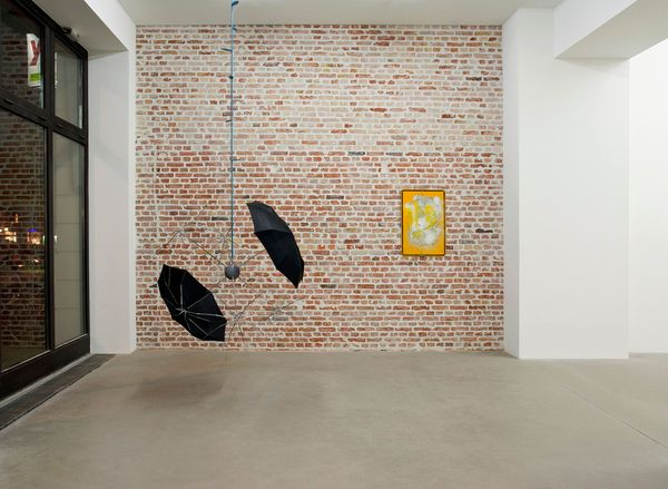 SIBYLLE JAZRA, LUKAS GLINKOWSKI — NOT SO A WHITE CUBE #2