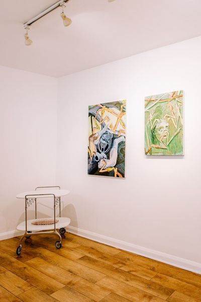Comic Tendencies (Group Exhibition), Eve Leibe Gallery (4 of 8)