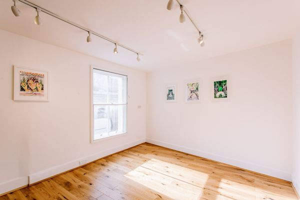 Comic Tendencies (Group Exhibition), Eve Leibe Gallery (3 of 8)