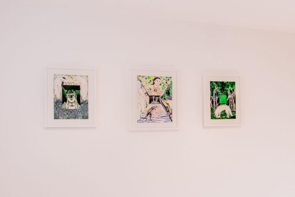 Comic Tendencies (Group Exhibition), Eve Leibe Gallery (2 of 8)