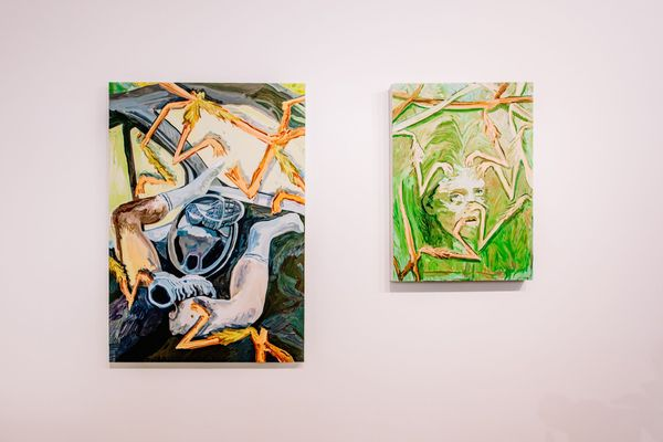 Comic Tendencies (Group Exhibition), Eve Leibe Gallery (5 of 8)