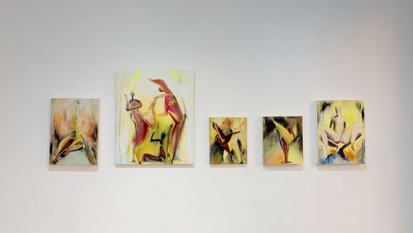 I Hope This Finds You Well (Group Exhibition), Eve Leibe Gallery (4 of 5)