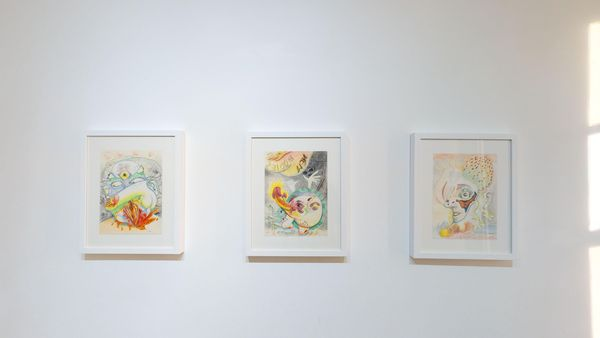 I Hope This Finds You Well (Group Exhibition), Eve Leibe Gallery (3 of 5)