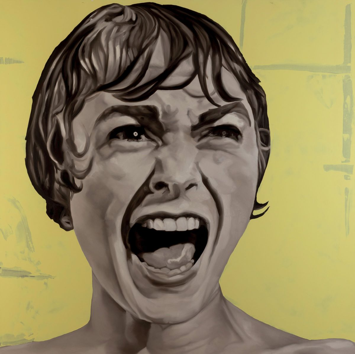 Scream by Barbara Nahmad, Federico Rui Arte Contemporanea