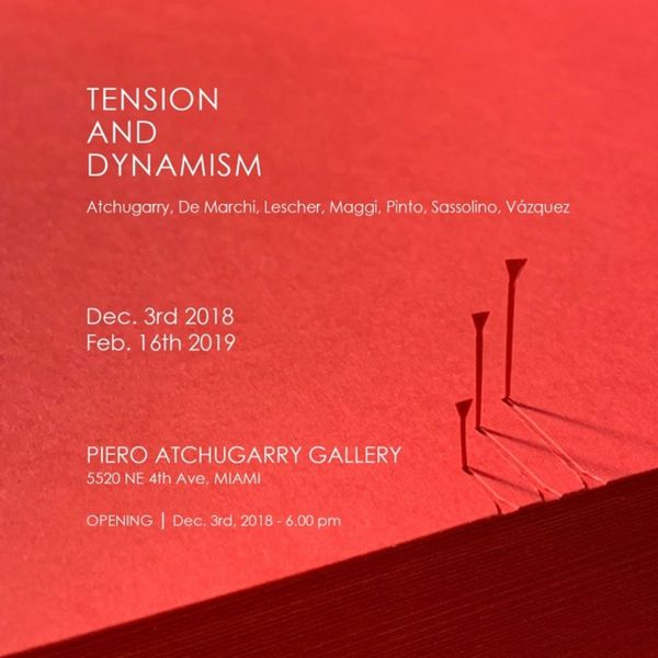 Tension and Dynamism