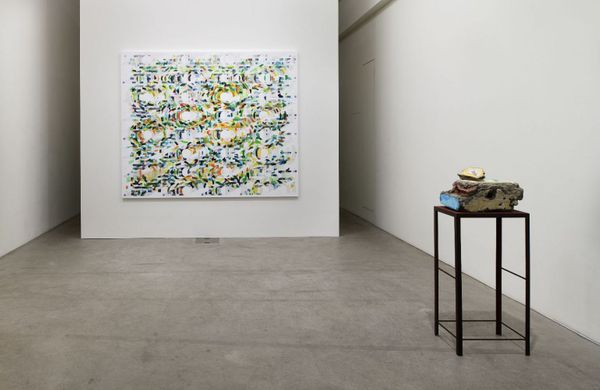Equations in a Variable by Tanya Goel, Galerie Urs Meile | Lucerne
