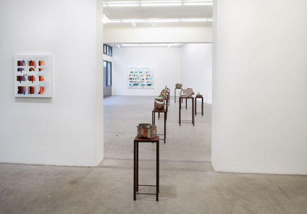 Equations in a Variable by Tanya Goel, Galerie Urs Meile | Lucerne (2 of 4)