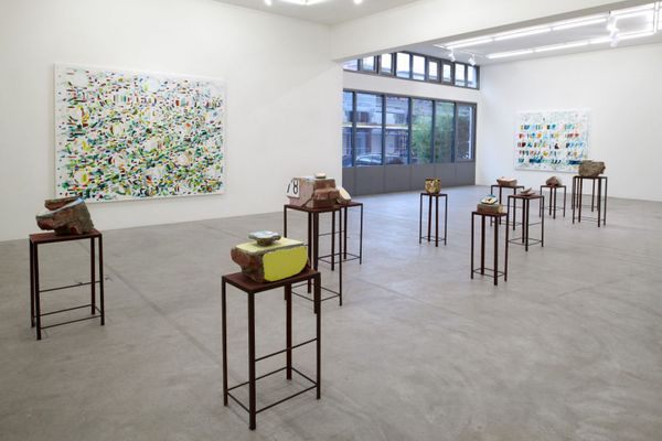 Equations in a Variable by Tanya Goel, Galerie Urs Meile | Lucerne (4 of 4)