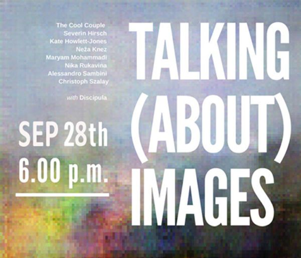 Talking (about) Images