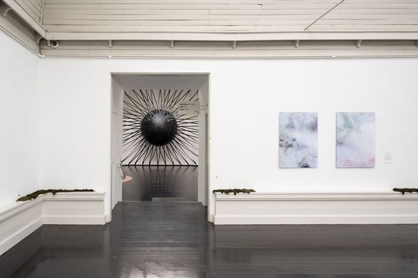 Cosmic Existence (Group Exhibition), Den Frie (2 of 4)