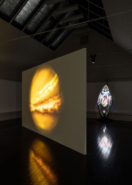 Cosmic Existence (Group Exhibition), Den Frie