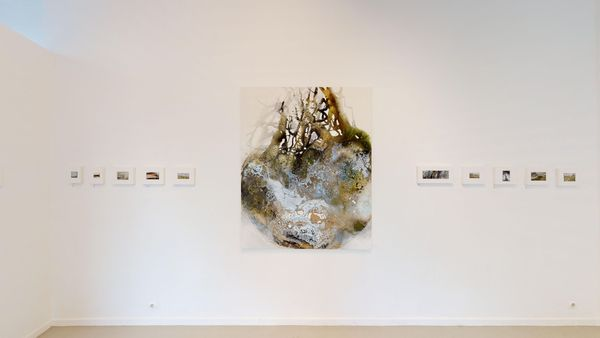 Solo Exhibition by Nora Douady, Galerie Felli