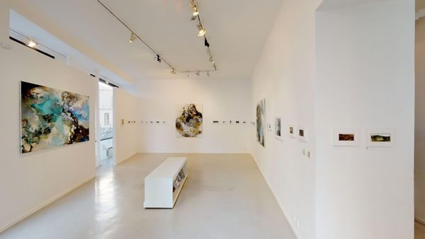 Solo Exhibition by Nora Douady, Galerie Felli (3 of 3)