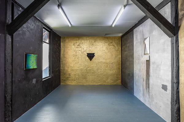 Whispering Walls (Group Exhibition), Last Tango (4 of 6)