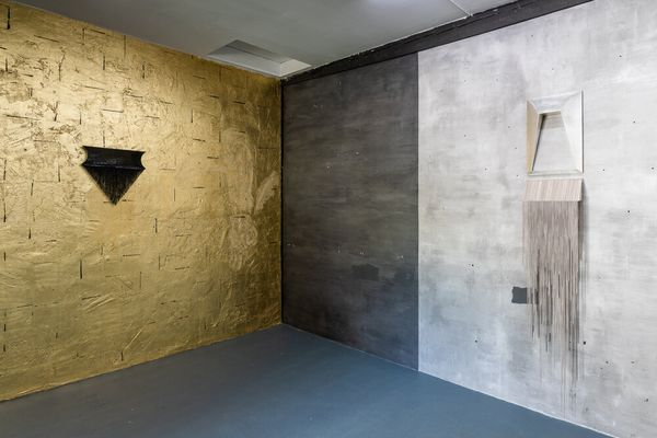 Whispering Walls (Group Exhibition), Last Tango (6 of 6)