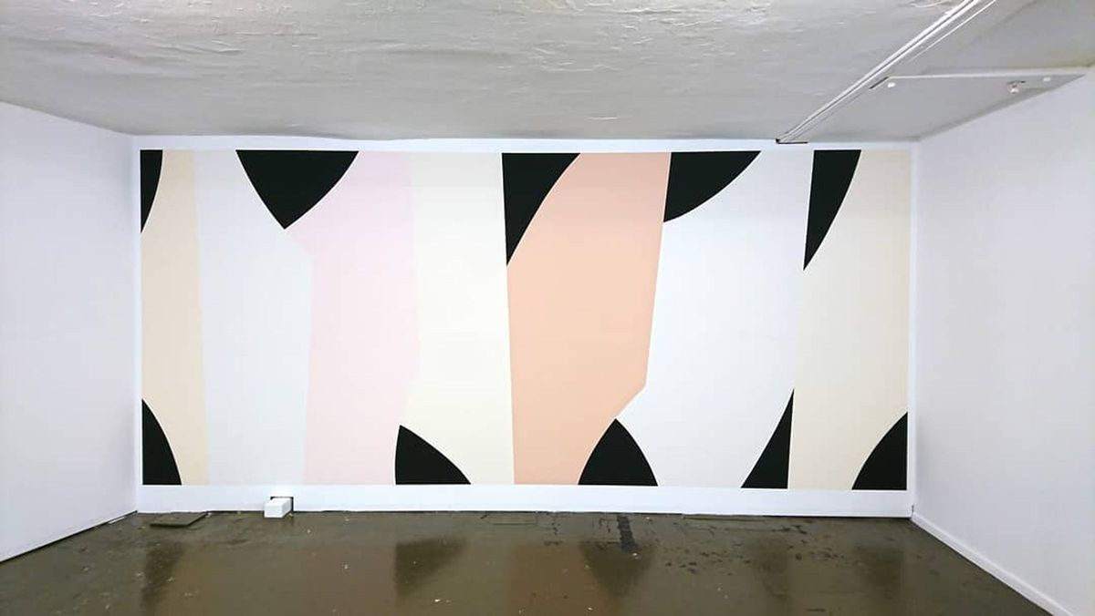 Clare Goodwin - Wall Paintings