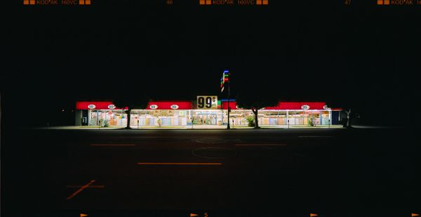 LANDSTATES - Los Angeles 99 cents by Max Farina, Cabiria Art Gallery (2 of 2)