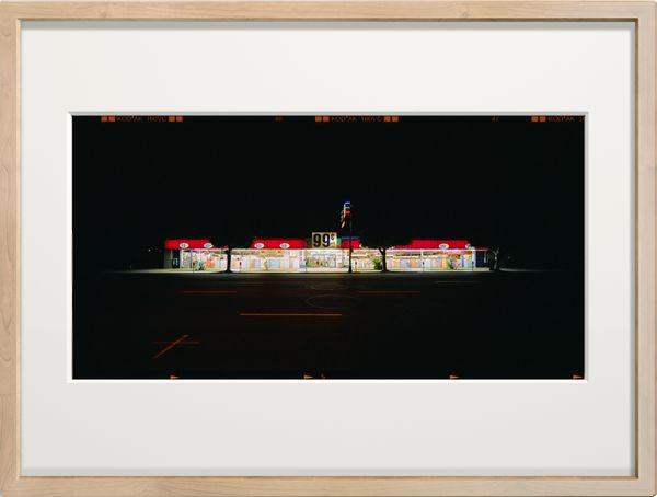 LANDSTATES - Los Angeles 99 cents by Max Farina, Cabiria Art Gallery