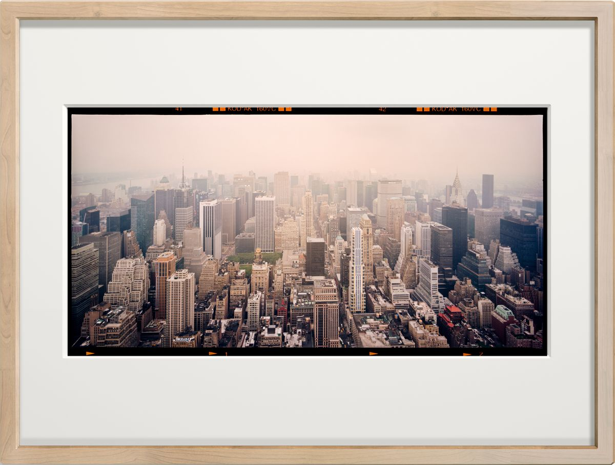 LANDSTATES - New York from Empire State Building by Max Farina, Cabiria Art Gallery