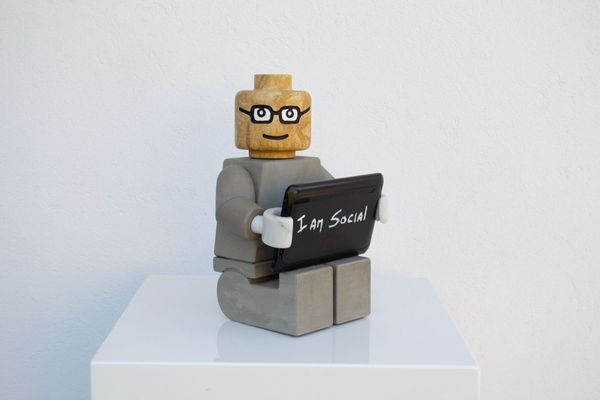 Fragments of Beauty Photography Paint Sculpture (Group Exhibition), Cabiria Art Gallery (3 of 4)
