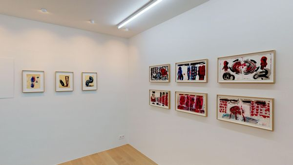 Paper Stories (Group Exhibition), Schonfeld Gallery (3 of 5)