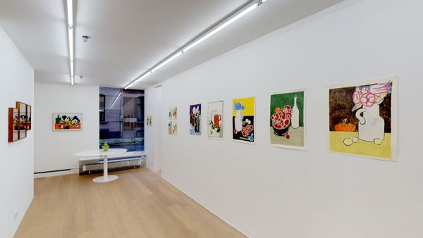 Paper Stories (Group Exhibition), Schonfeld Gallery (4 of 5)