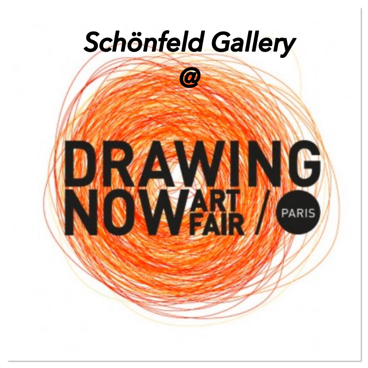 Schonfeld Gallery @ Drawing Now Paris 2020
