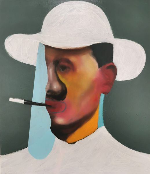 Untitled (Panama hat) by Giuliano Sale, Chiono Reisova Art Gallery (CRAG) I Turin