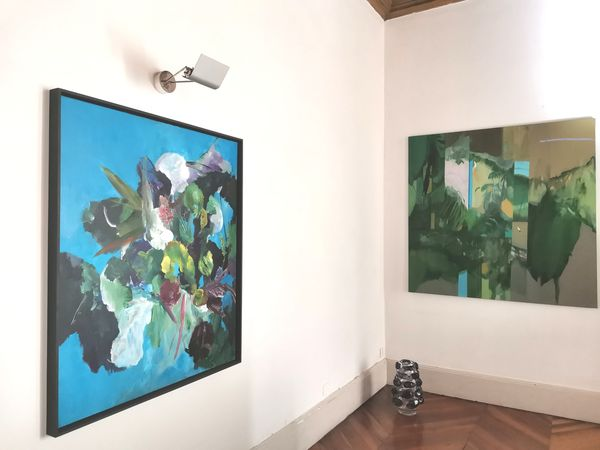 Summer exhibition (Group Exhibition), Chiono Reisova Art Gallery (CRAG) I Turin (7 of 11)