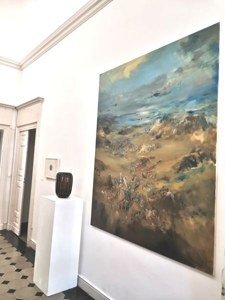 Summer exhibition (Group Exhibition), Chiono Reisova Art Gallery (CRAG) I Turin (4 of 11)