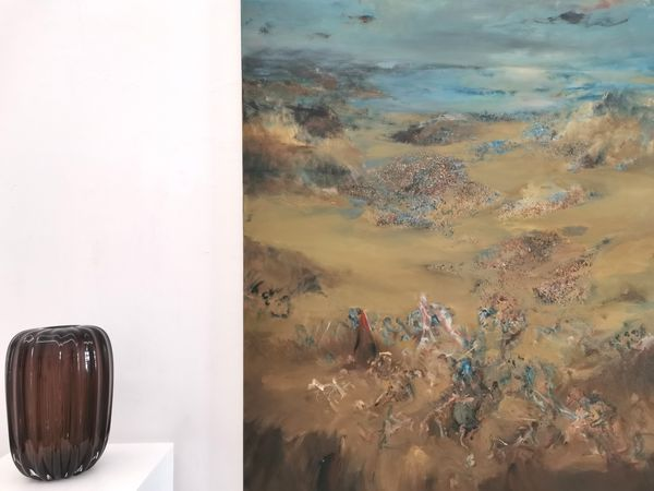 Summer exhibition (Group Exhibition), Chiono Reisova Art Gallery (CRAG) I Turin (5 of 11)