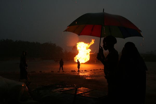 Gas Flare 1