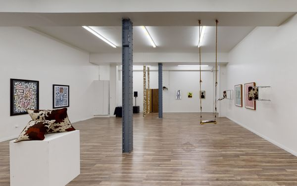 CHANNEL (Group Exhibition), Wonzimer (3 of 7)