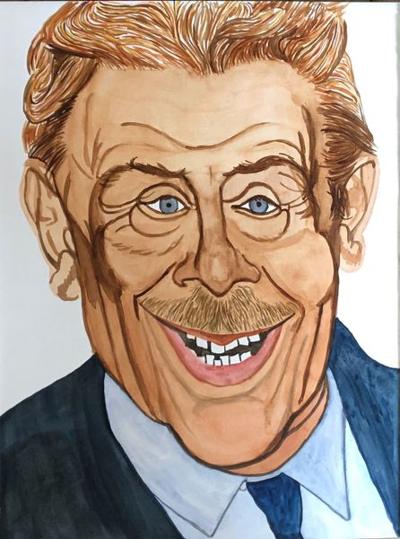 Jerry Stiller (1927-2020), American comedian, actor, author