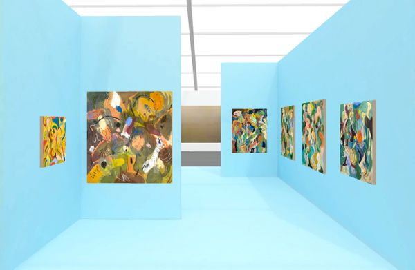 Booth B5 : LatchKey Gallery (Group Exhibition), LatchKey Gallery (7 of 8)