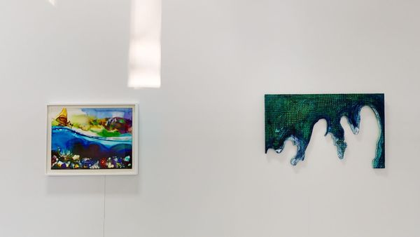 Six Hot and Glassy (Group Exhibition), Tripoli Gallery (12 of 14)