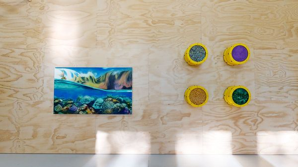 Six Hot and Glassy (Group Exhibition), Tripoli Gallery (5 of 14)