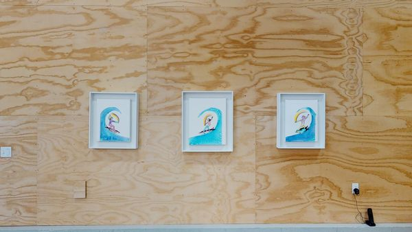 Six Hot and Glassy (Group Exhibition), Tripoli Gallery (10 of 14)