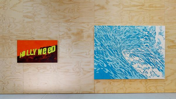 Six Hot and Glassy (Group Exhibition), Tripoli Gallery (7 of 14)