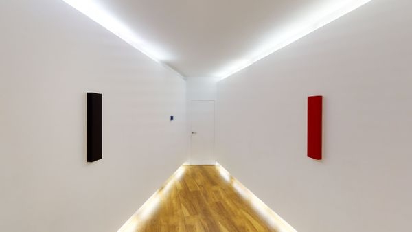 Content and Form - The unity of opposites by Nicolò Baraggioli, Madrid XF / Galería Xavier Fiol