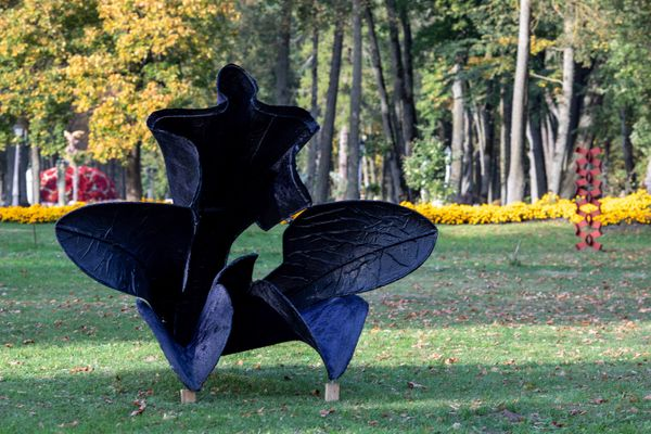State: a group exhibition by contemporary sculpture artists