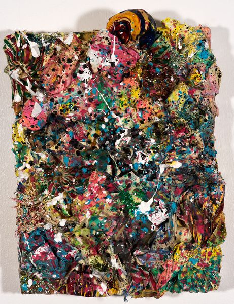 Untitled, All Over Paint Series by Melvin Martínez, National