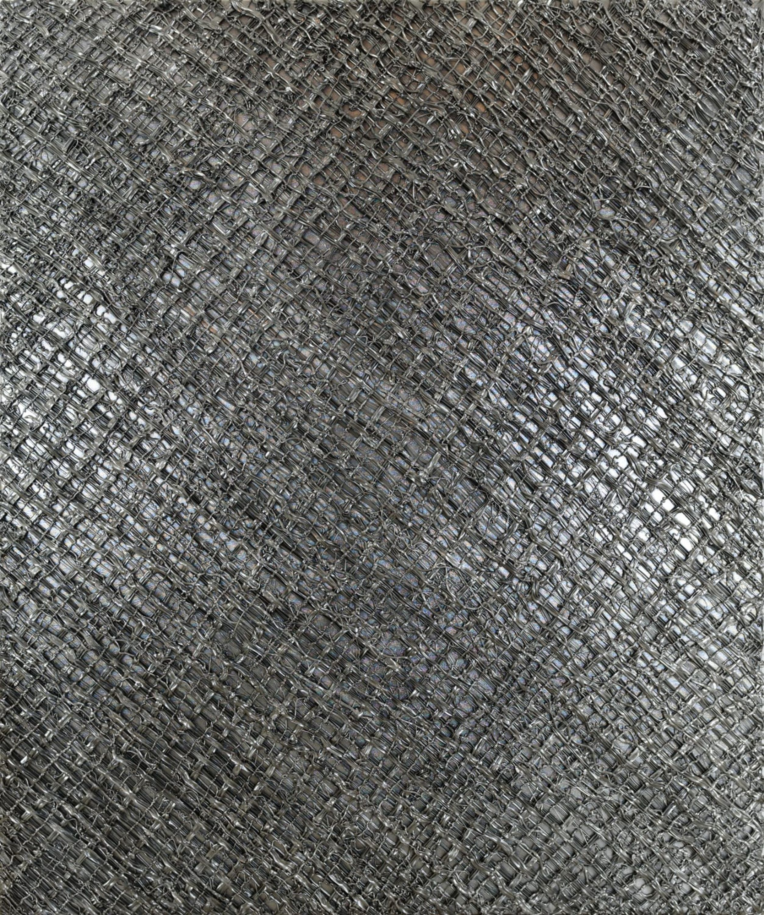 Knitted Nickel Series by Melvin Martínez, National